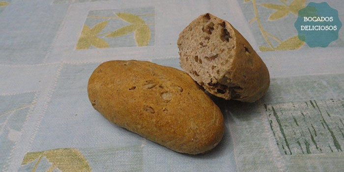 receta pan de semillas