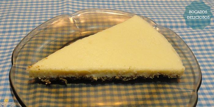 receta tarta de chocolate blanco