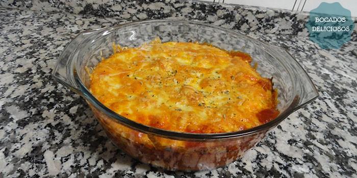 lasana pasta fresca
