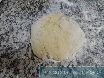 hacemos pasta con ingredientes