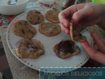 Montamos las cookies