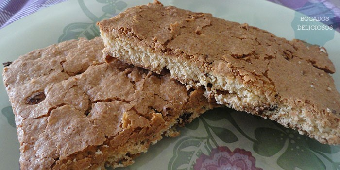 Receta de Blondies